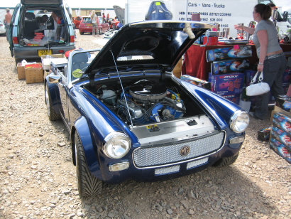 Pimped Out Mg Midget 67